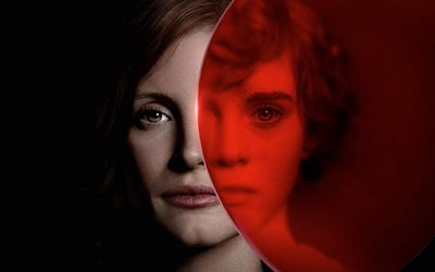 It Chapter Two, 2019, promo, poster, main characters, Sophia Lillis, Jessica Chastain