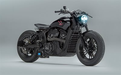 Indian Scout Sixty, superbikes, 2020 bikes, bobber, american motorcycles, 2020 Indian Scout Sixty, Indian Motorcycle