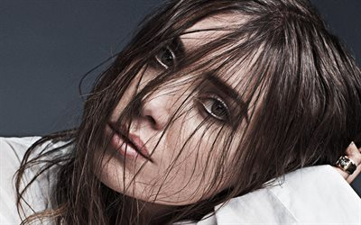 Lykke Li, portrait, swedish singer, photoshoot, beautiful eyes, swedish star, popular singers, Li Lykke Timotej Zachrisson