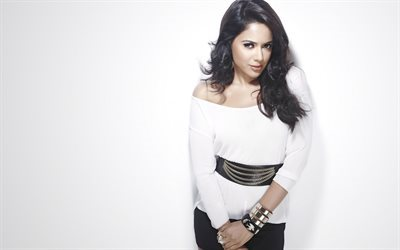Sameera Reddy, bollywood, l'actrice Indienne, belle femme