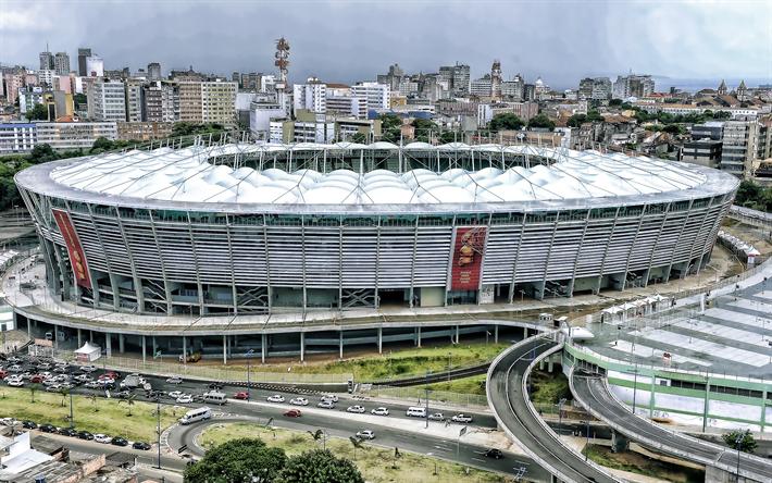 Descargar Fondos De Pantalla Itaipava Arena Fonte Nova Hdr