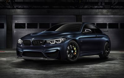 BMW M4 GTS, 2018 cars, new M4, F82, sportcars, german cars, BMW