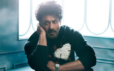 Shah Rukh Khan, Bollywood, 2018, indian actor, photoshoot, guys, celebrity