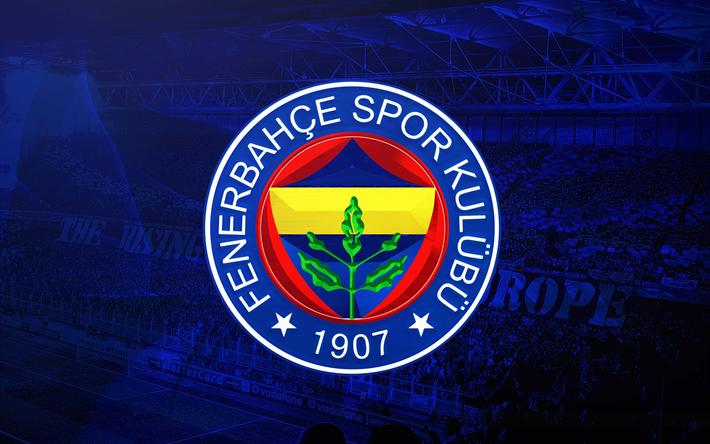 Indir Duvar Kağıdı Fenerbahçe Sk Fan Sanat Logo Süper Lig Türk