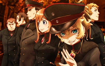 Download Wallpapers Youjo Senki For Desktop Free High Quality Hd Pictures Wallpapers Page 1