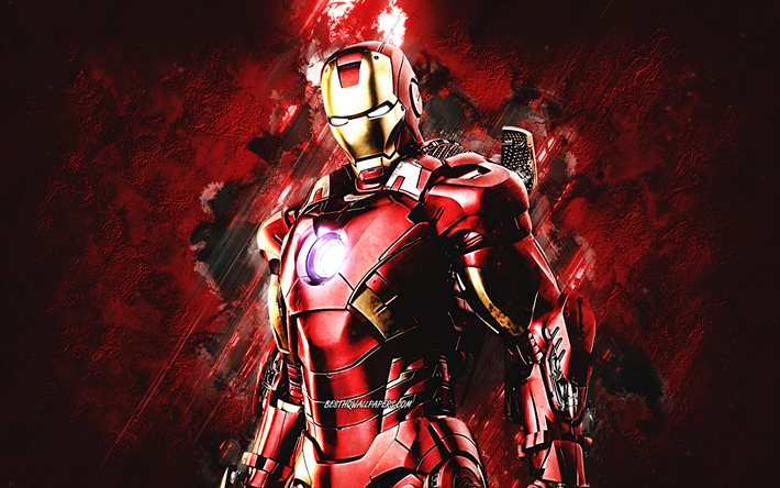 Download Wallpapers Fortnite Ironman Skin Fortnite Main Characters Red Stone Background Ironman Fortnite Skins Ironman Skin Ironman Fortnite Fortnite Characters For Desktop Free Pictures For Desktop Free