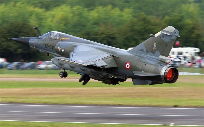 Dassault Mirage F1, French fighter, French Air Force, Air Combat