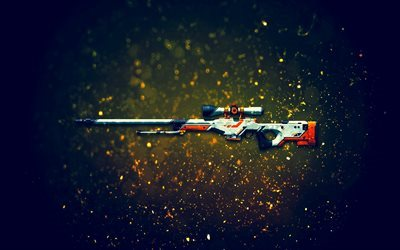 Counter Strike, kreativa, AWP, CS, Magnum sniper rifle
