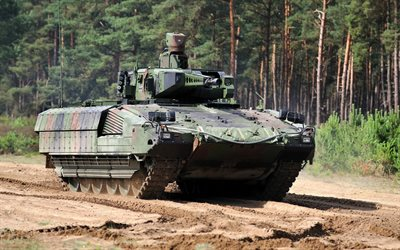 Puma, Armored combat vehicle, German armored vehicles, infantry fighting vehicle, Germany, military vehicle