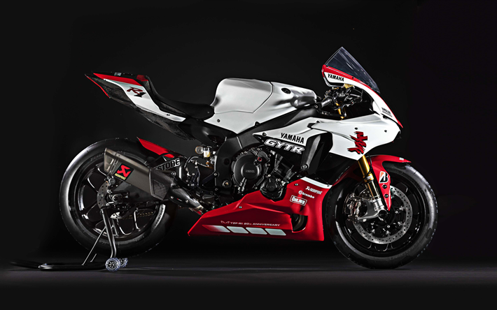 ダウンロード画像 ヤマハyzf R1gytr 4k スタジオ 2019年のバイク