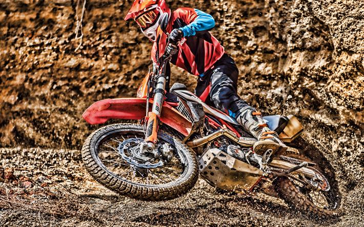 Download Wallpapers Ktm 690 Enduro R Extreme 2019 Bikes