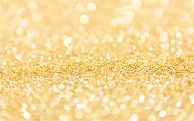 gold glitter texture, 4k, golden background, golden glitter pattern, gold glitter background