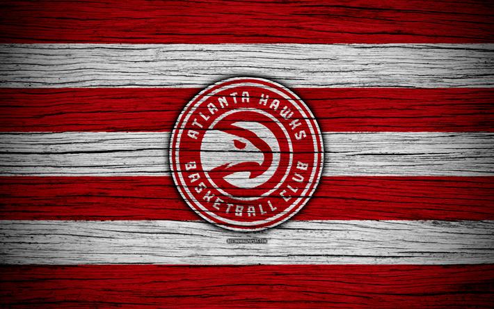 Descargar Fondos De Pantalla 4k Atlanta Hawks De La Nba De