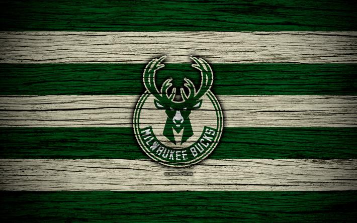 4k Milwaukee Bucks NBA Wooden Texture Basketball Eastern Conference USA