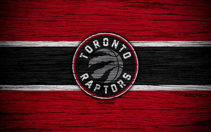 Download wallpapers 4k toronto raptors nba wooden - Toronto raptors logo wallpaper ...