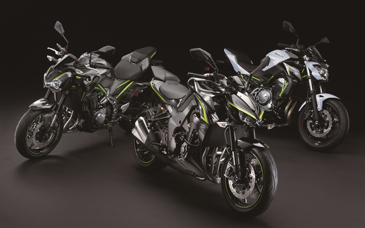 Kawasaki Z1000 R Edition 2018 New Motorcycles Sportbikes Japanese
