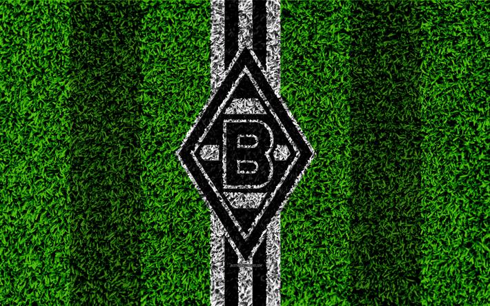Beliebt Bevorzugt Download wallpapers Borussia Monchengladbach, 4k, German football &FE_24