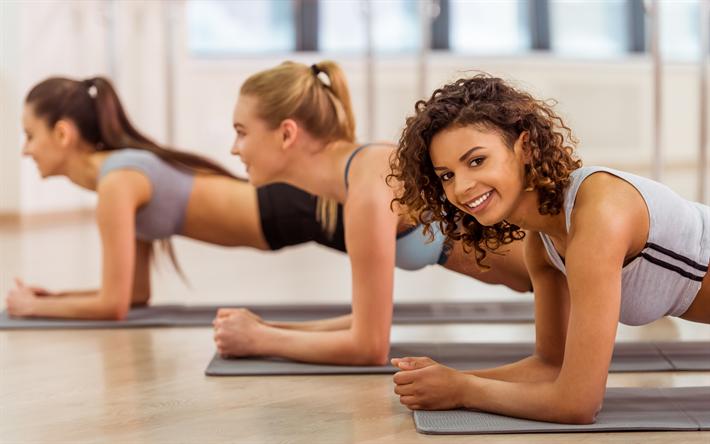 esercizi di perdita di peso in palestra