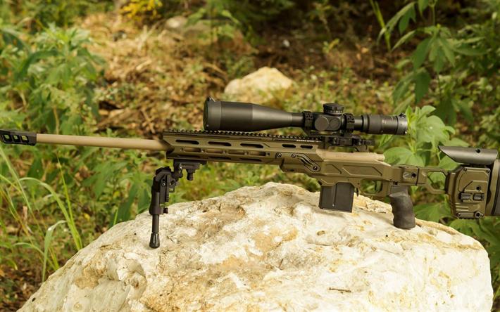 Download Wallpapers Remington Msr American Sniper Rifle