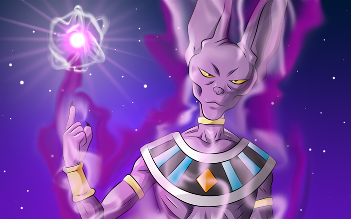 Download wallpapers beerus magic ball dragon ball dbs - Dragon ball super background music mp3 download ...