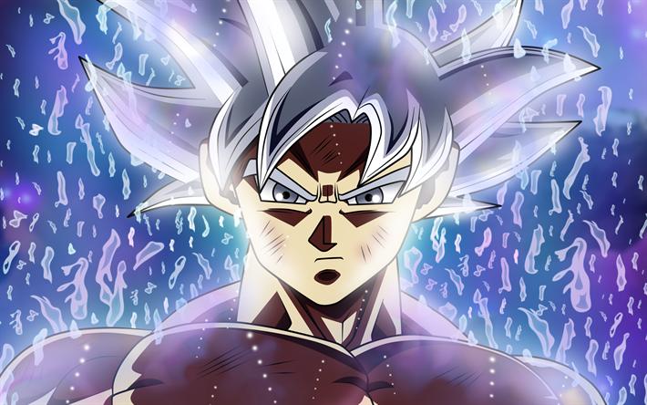 Los Mejores Fondos De Pantalla De Goku Migatte No Gokui Hd