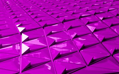 3d purple background, 3d elements, purple creative 3d background, purple 3d texture, purple texture