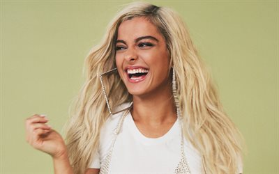 4k, Bebe Rexha, 2018, Vogue, photoshoot, la beauté, superstars, chanteuse américaine