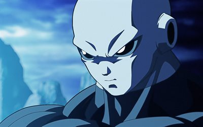 Jiren, close-up, Dragon Ball, DBS, Dragon Ball Super