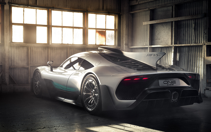 Download wallpapers mercedes amg project one garage for Garage amg auto