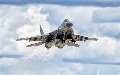 MiG-29, fighter, Mikoyan MiG-29, Fulcrum, combat aircraft, jet fighter, Soviet Union Army