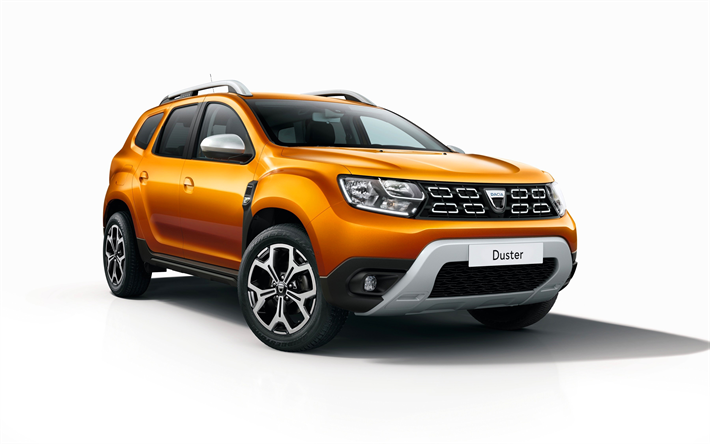 Download Wallpapers 4k Dacia Duster Crossovers 2018 Cars