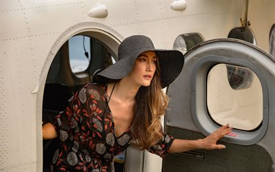 Maggie Q, Margaret Denise Quigley, American actress, beautiful woman, popular actress