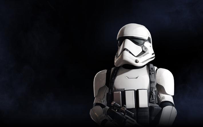 Download Wallpapers 4k Star Wars Battlefront 2 2017 Games Stormtrooper Star Wars Battlefront Ii For Desktop Free Pictures For Desktop Free