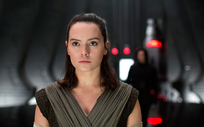 Daisy Ridley celebra el fin de rodaje de Star Wars