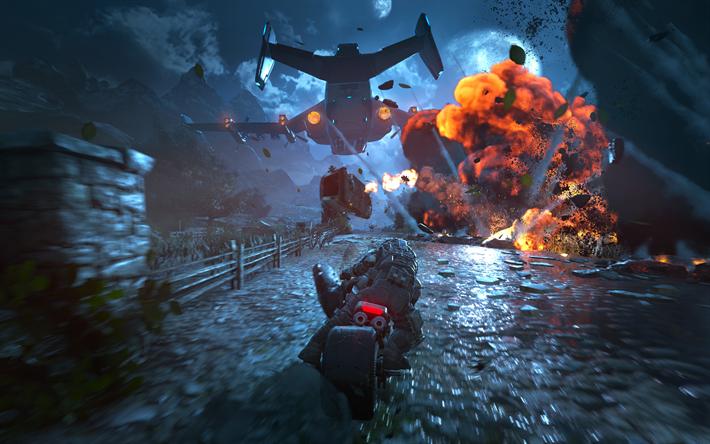 thumb2 gears of war 4 4k 2017 games gameplay gears 4