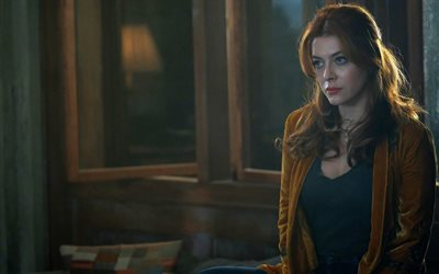 Dreamer, The Gifted, TV Series, 2017 movie, american actress, Elena Satine
