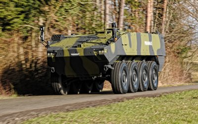 Mowag Piranha, armoured fighting vehicle, modern armored vehicles, MOWAG