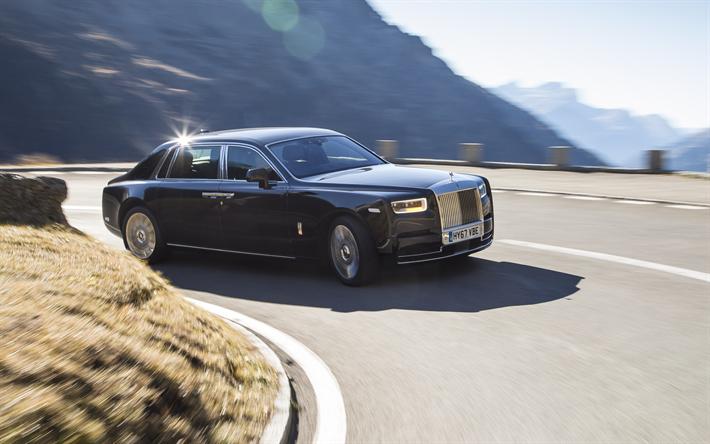 t l charger fonds d 39 cran rolls royce phantom 2017 voiture de luxe berline voiture. Black Bedroom Furniture Sets. Home Design Ideas