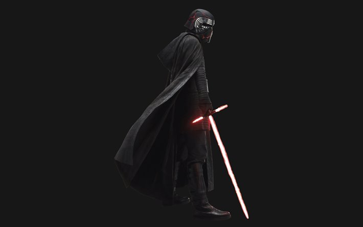 Download Wallpapers Darth Vader 4k Star Wars The Rise Of