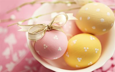 Easter, Easter eggs, Easter decorations