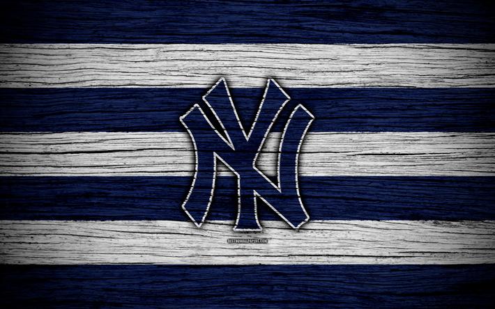 Download wallpapers new york yankees 4k mlb baseball usa major new york yankees 4k mlb baseball usa major league baseball voltagebd Choice Image