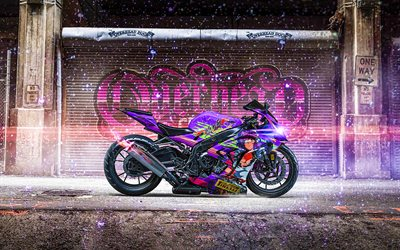 BMW S1000 RR, 4k, superbikes, 2020 bikes, tuning, 2020 BMW S1000 RR, german motorcycles, BMW