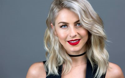 Julianne Hough, portrait, american actress, Hollywood, beauty, blonde