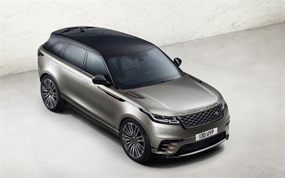 Land Rover, Range Rover Velar, 2017, Crossovers, new cars, Range Rover