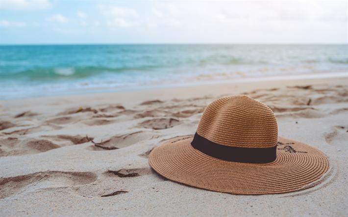 Download wallpapers summer hat b149d46034d