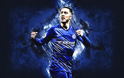 Download wallpapers Eden Hazard, Chelsea FC, Belgian ...
