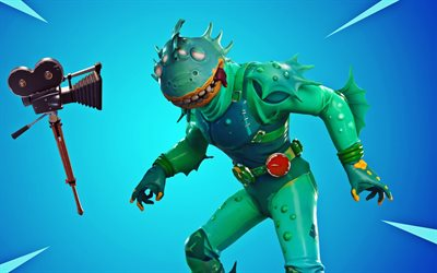 Moisty Merman, Fortnite Battle Royale, 2019 games, Fortnite, cyber warriors, Moisty Merman Fortnite