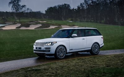 Niels van Roij Design Adventum Coupe, tuning, 2020 cars, SUVs, luxury cars, L405, Range Rover