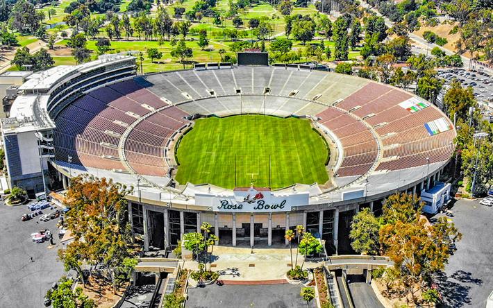 Download Wallpapers Rose Bowl Stadium Pasadena California