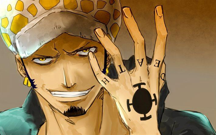 ダウンロード画像 トラファルガー ロー法 グランジア One Piece 作品 マンガ 一文字 One Pieceトラファルガー ロー フリー のピクチャを無料デスクトップの壁紙